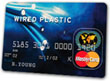 Wired Plastic Prepaid MasterCard